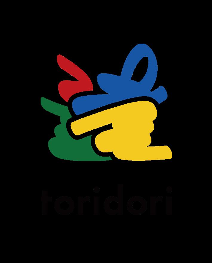 toridori:ロゴマーク